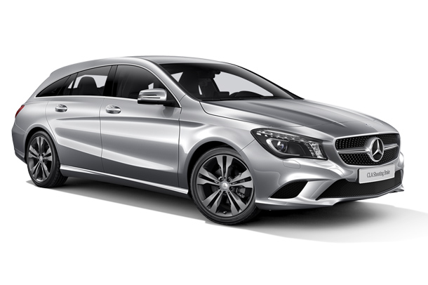 lease prive de mercedes cla shooting brake justlease. Black Bedroom Furniture Sets. Home Design Ideas