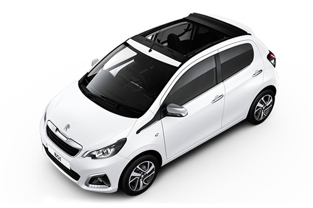 peugeot 108 top cabrio ros financial lease. Black Bedroom Furniture Sets. Home Design Ideas