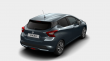 Nissan Micra N-connecta Gunmetal Grey back.jpg