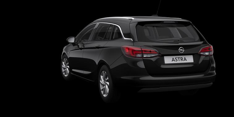 Opel Astra Sports Tourer Station