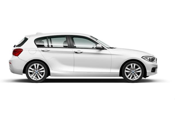 BMW 1 serie Hatchback