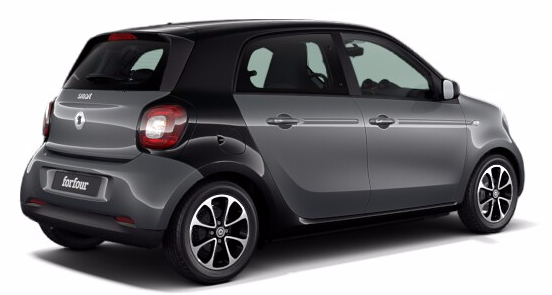 Smart Forfour Hatchback