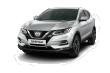 transparant Nissan Qashqai 2017 silver grey.png